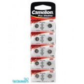 Батарейка Camelion AG02 BP10 часовая (396A LR726 196 LR59)