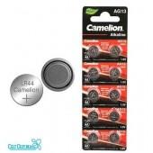 Батарейка Camelion AG13 BP10 часовая (357A LR44 A76)