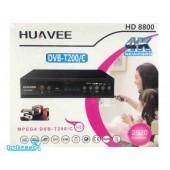Приставка цифровая DVB-T2 HUAVEE T-200/C