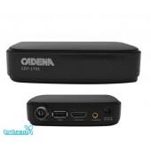 Приставка цифровая DVB-T2 Cadena CDT-1793 (HD.внешний блок питания)