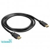 Видео кабель HDMI-HDMI 1.2 м.