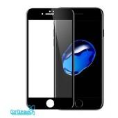 Защитное стекло iPhone 6/6S (полное покрытие) (черный) (тех упаковка)