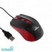 Мышь проводная SmartBuy ONE 352 USB черно/красная