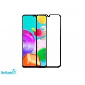 Защитное стекло для Samsung Galaxy A41 (A415) Fancy Glass 12D (черный)