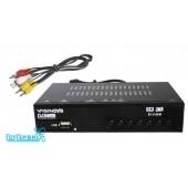 Приставка цифровая DVB-T2 YASIN T-5000
