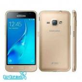 Samsung Galaxy j1 SM-J120F/DS (золото) Бывший в употреблении