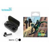Bluetooth-наушники беспроводные Smart вакуумные More choice BW30S TWS (Белый)