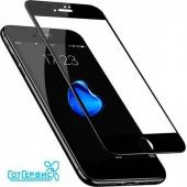 Защитное стекло Flamie для iPhone 7/8 3D черное