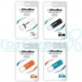 Накопитель USB 8Gb OltraMax 230 Black