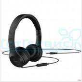 Наушники полноразмерные HOCO W21 Graceful charm wire control (Black)