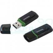 Накопитель USB 64Gb Smart Buy Paean (black)