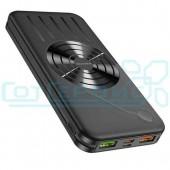 Аккумулятор внешний BOROFONE BJ7 10000mAh с функцией беспров.зарядки, черный