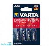 Батарейка VARTA Max Tech LR03 BP4+2 (675838)