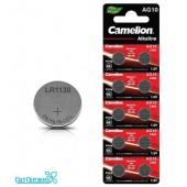 Батарейка Camelion AG10 BP10 часовая (389A LR54)