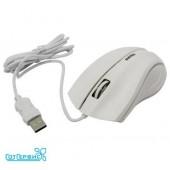 Мышь проводная SmartBuy SBM-338-W, USB 2.0, белая